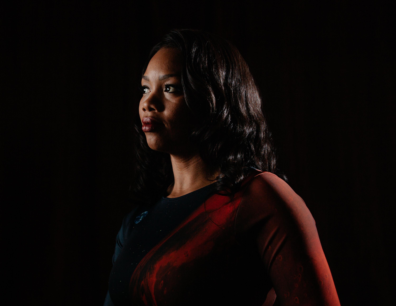 Keisha Howard exclusive photo