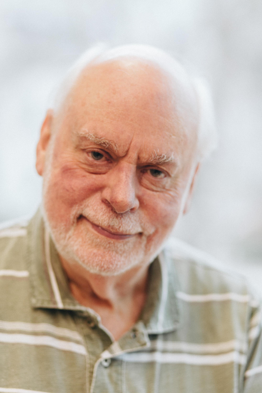 Sir Walter Fraser, photographed at his lab in Ryan Hall, Northwestern University, Nov. 22, 2016.